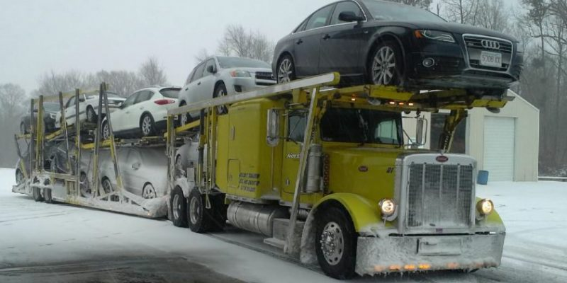 Shipping Customer Cars